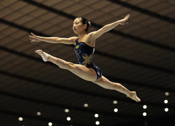 Asuka+Teramoto+Artistic+Gymnastics+NHK+Trophy+8ODpBnSPkWol