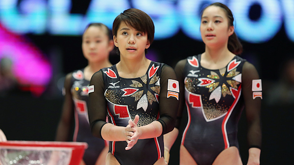 Murakami Leads At All Japan Championships The Gymternet