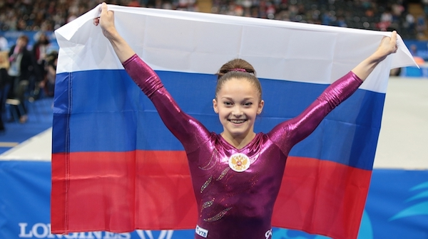 Russia Names Preliminary Worlds Team | The Gymternet