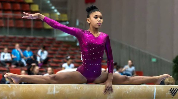 2017 South African Championships Results The Gymternet