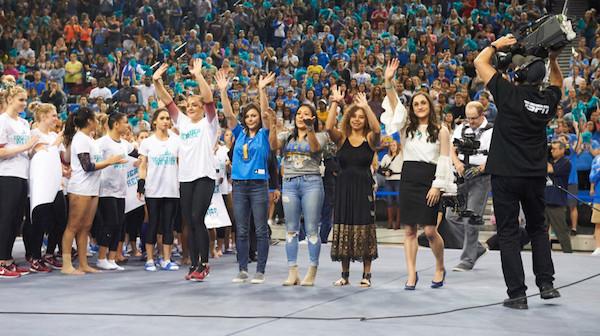 2018 UCLA Gymnastics