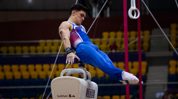 Russian Men Pushing for First Ever Team Gold | The Gymternet
