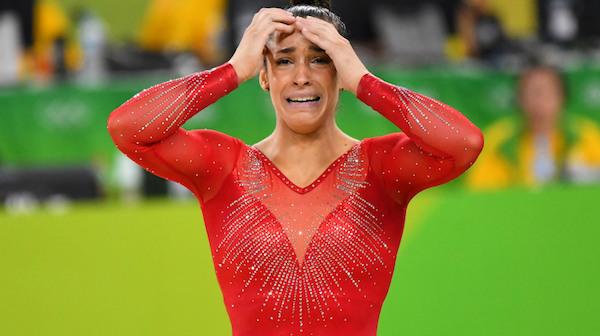 USP OLYMPICS: S OLY BRA